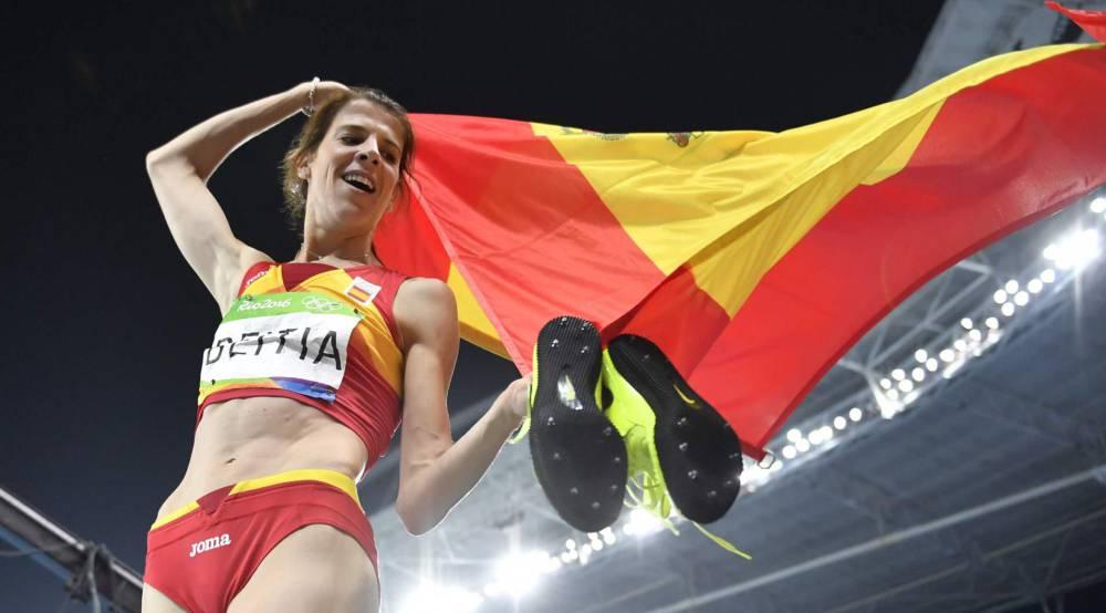 Ruth Beitia logra la medalla de oro en Río | Fabrice Coffrini | AFP