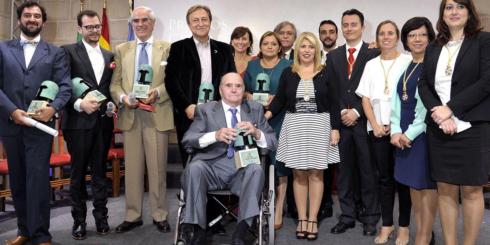Antonio Paez Lobato premio ciudad de jerez