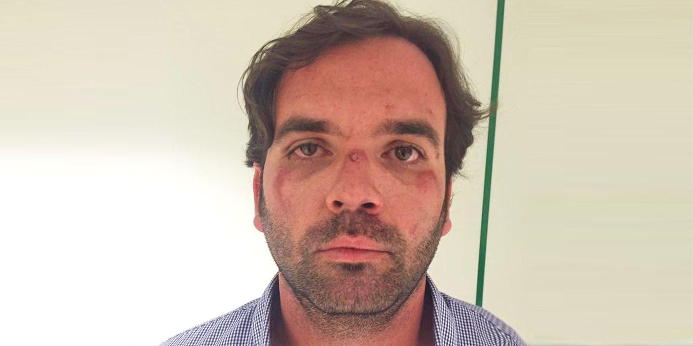 Mario Rosado agredido facebook