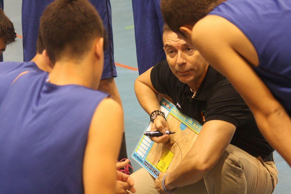 José Antonio Delgado, nuevo director deportivo del Chajeba'04