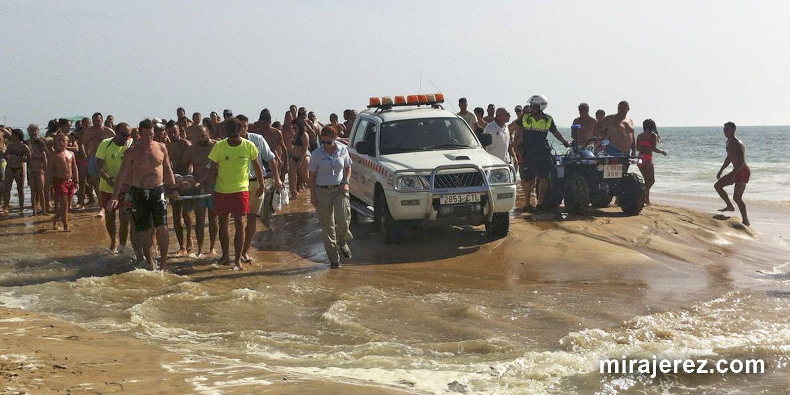 Playa Las Redes - El Puerto - 04SEPT2016 4