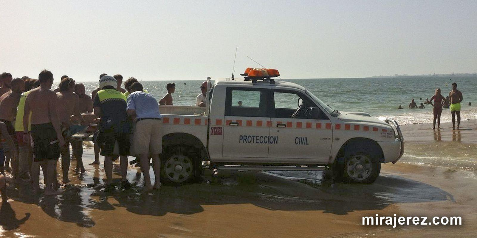 Playa Las Redes - El Puerto - 04SEPT2016 5