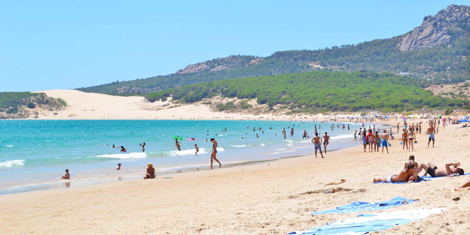 Resultado de imagen de Playa bolonia