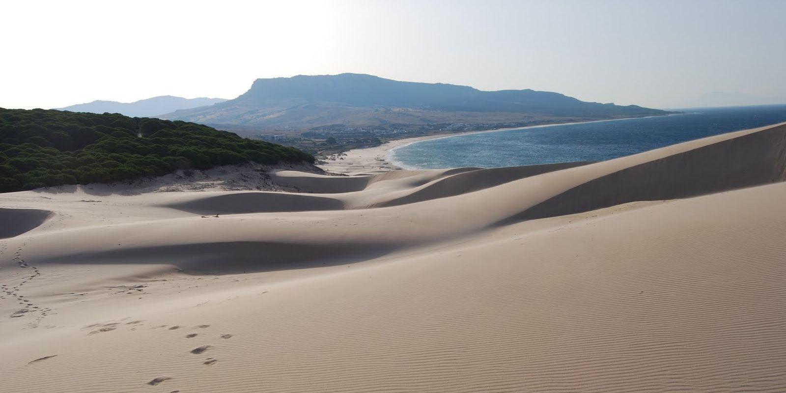dunas playa de bolonia