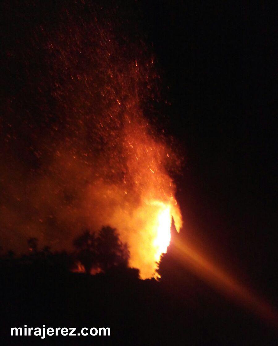 Incendio en Jerez 3