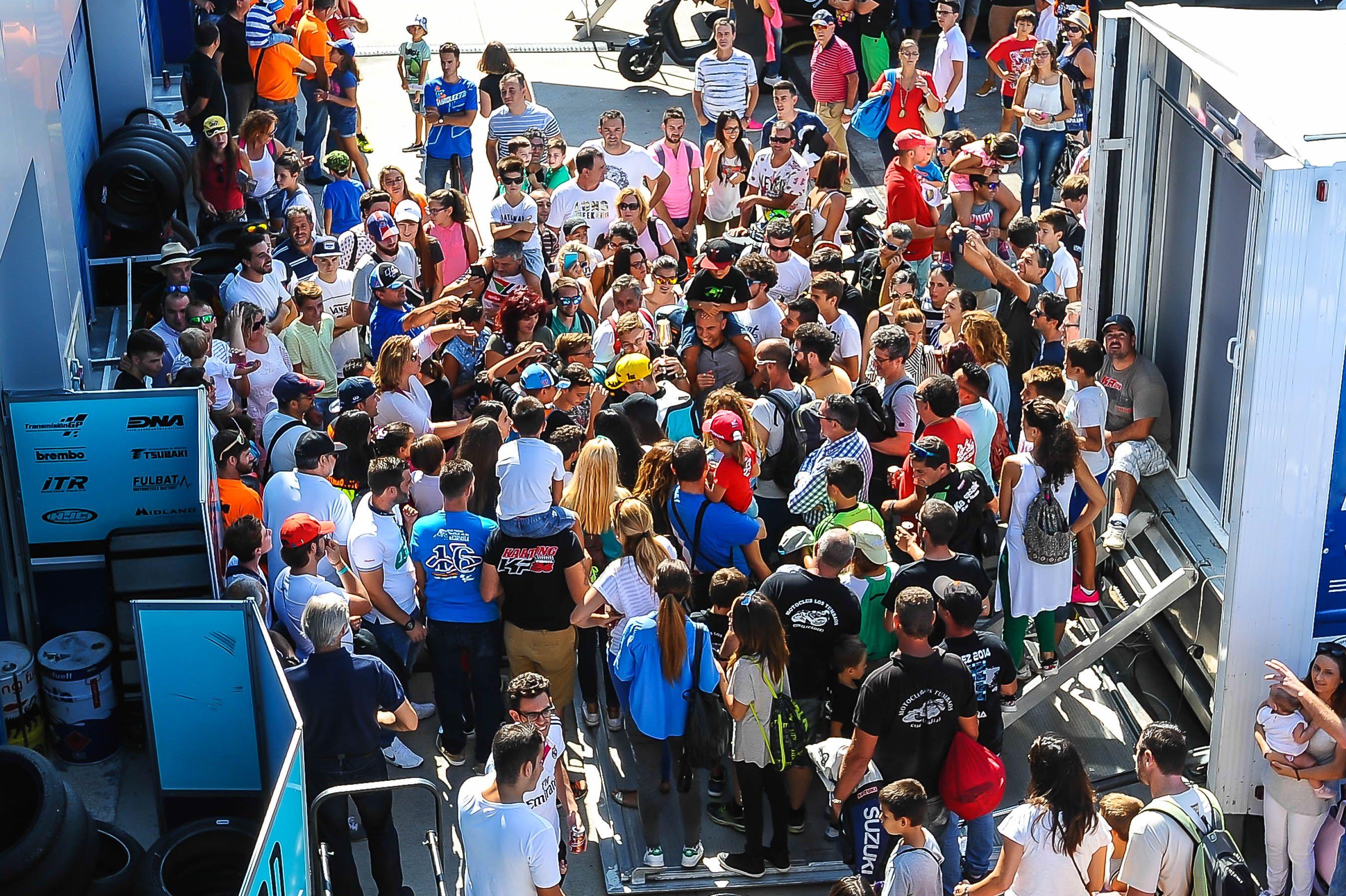 Mucho ambiente en Jerez | Christian Cantizano para MIRA Jerez