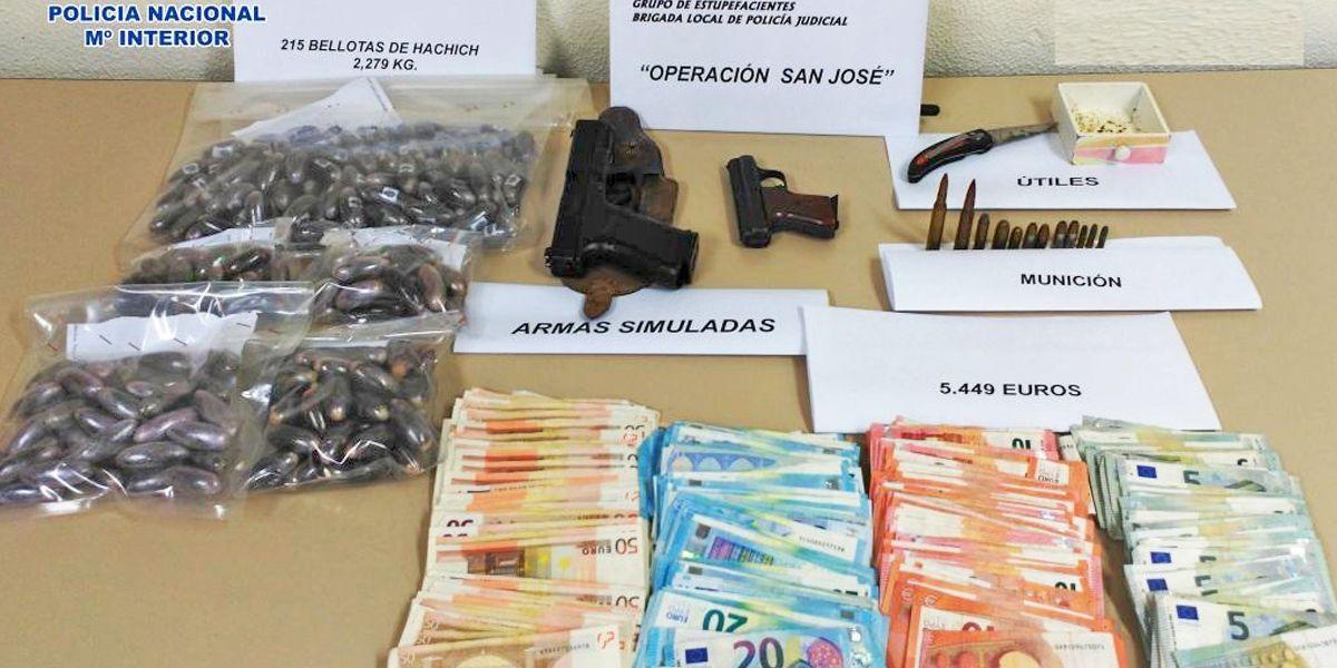policia-nacional-jerez-detenido-drogas