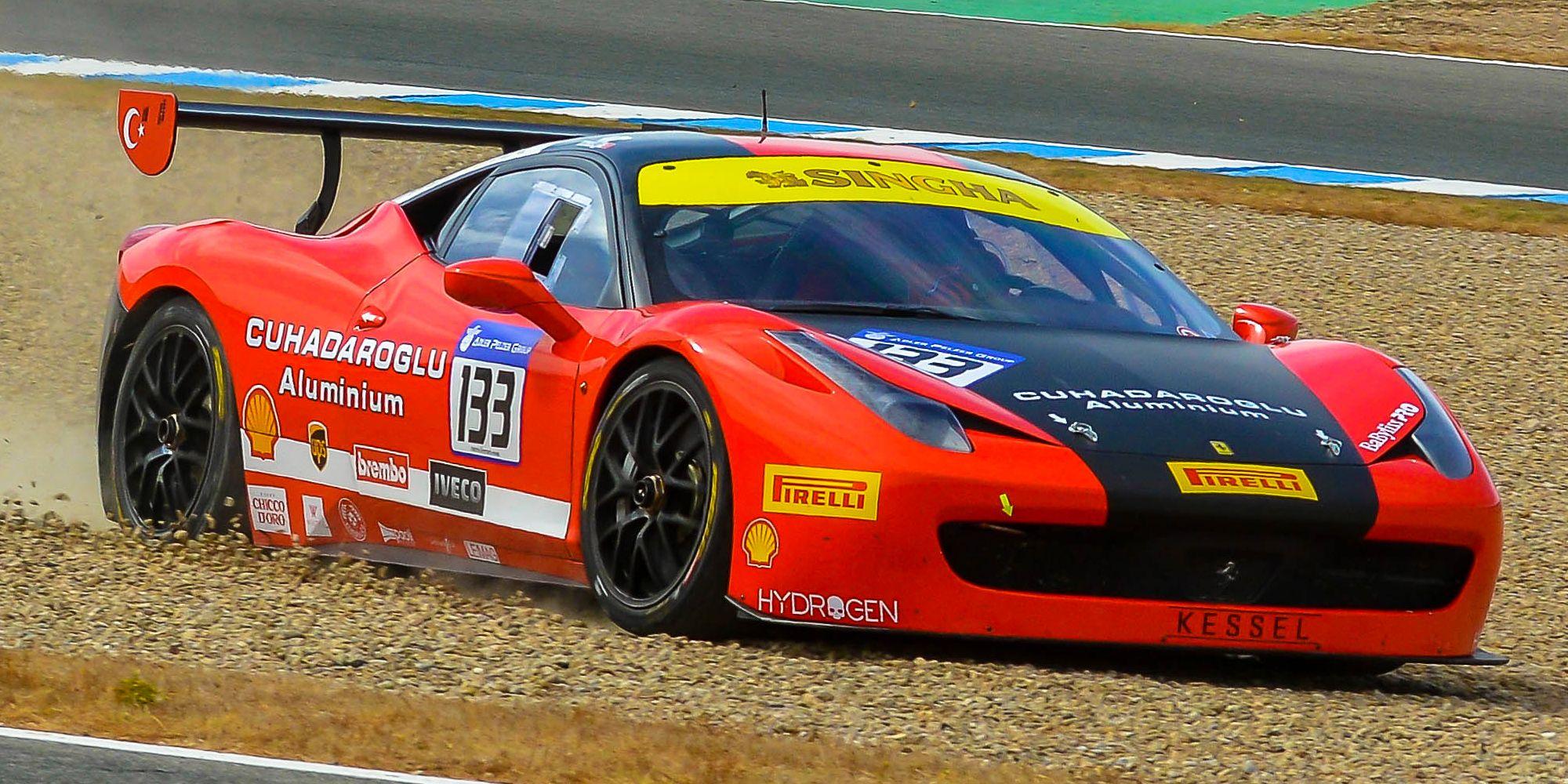 Ferrari Challenge en Jerez | Christian Cantizano para MIRA Jerez