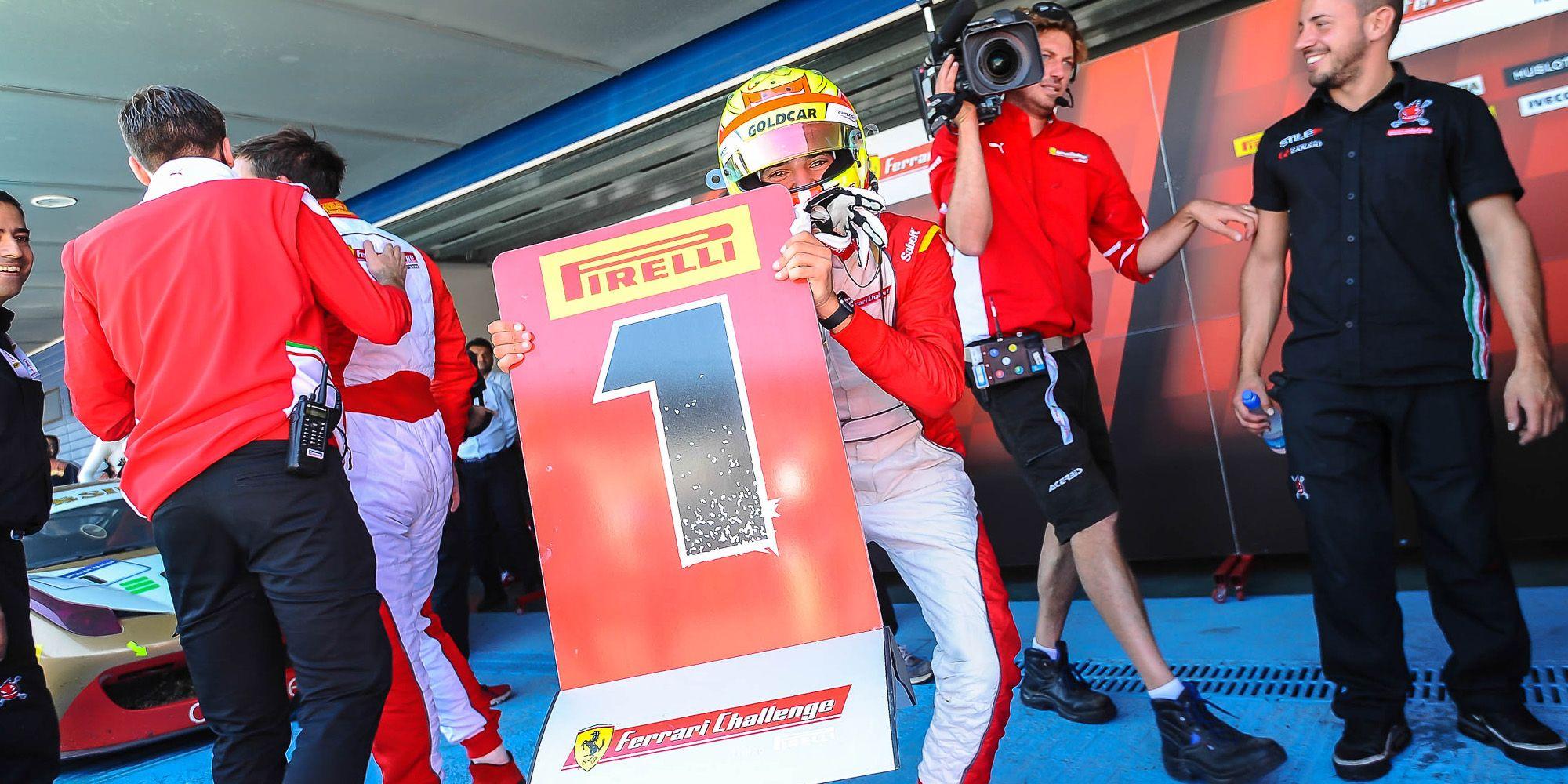 Alex Palou, Trofeo Pirelli | Christan Cantizano para MIRA Jerez