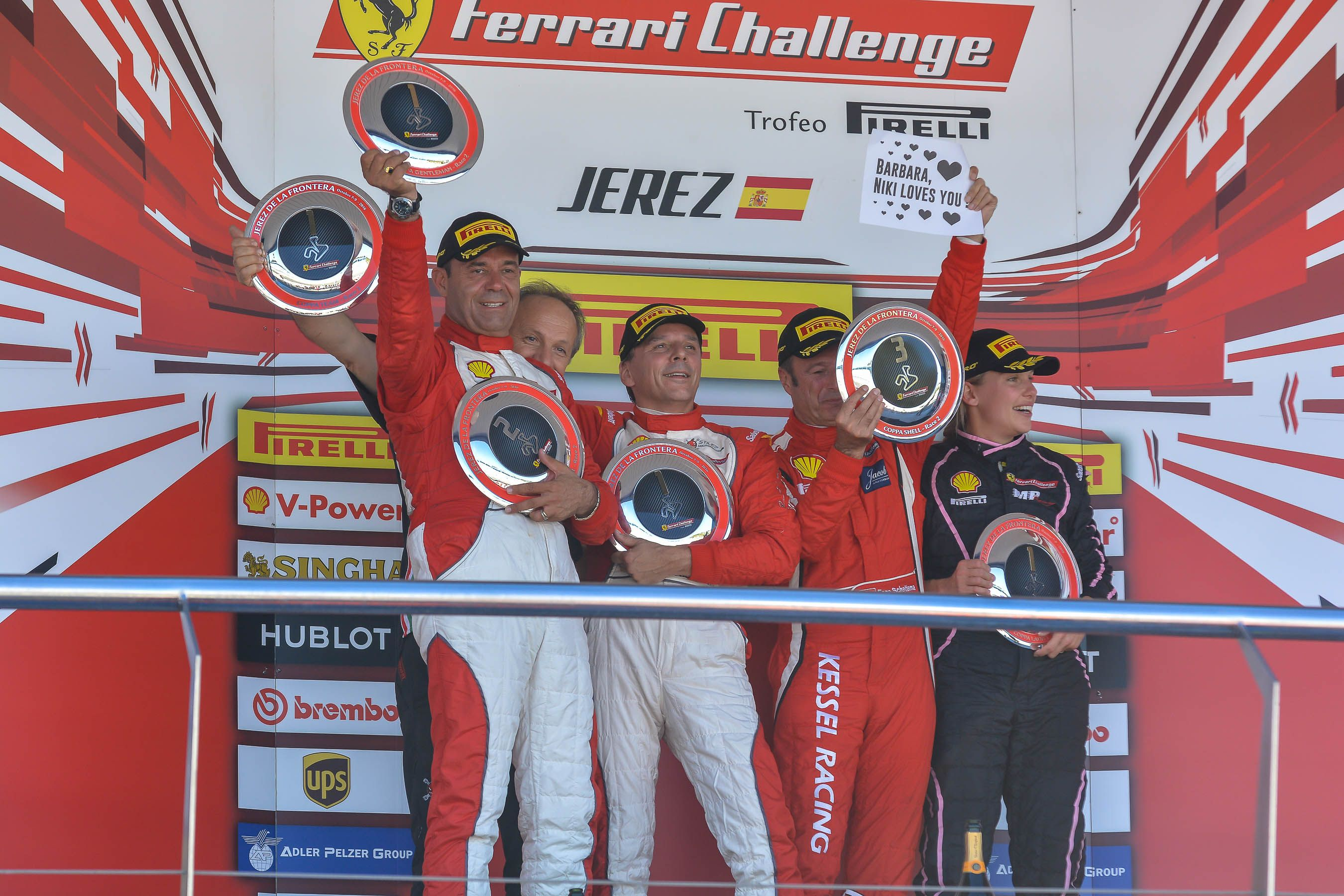 Thomas Loefflad  | Christan Cantizano para MIRA Jerez