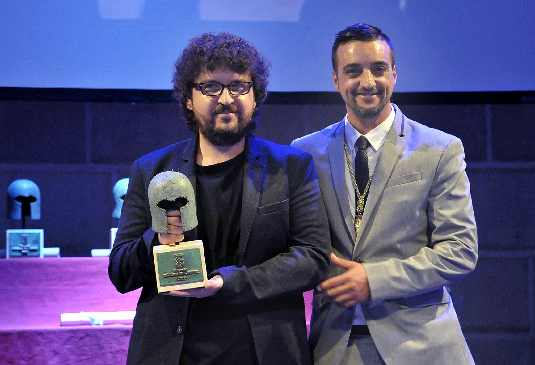 Premio Ciudad de Jerez a la Creación para Juan Miguel del Castillo