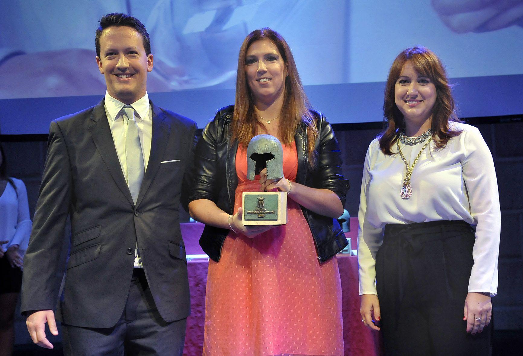 Premio Ciudad de Jerez al Emprendimiento para Miguel Moncayo y Ana Isabel Triano