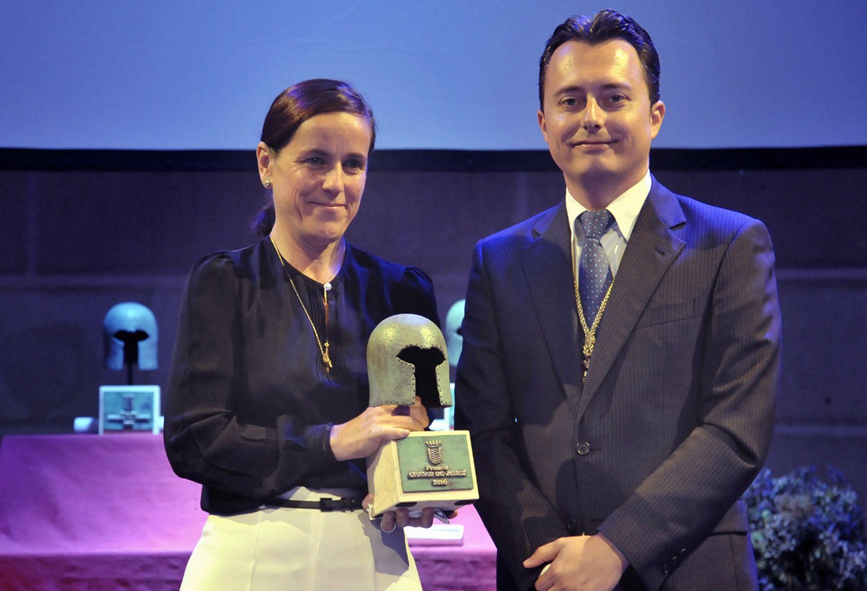 Premio Ciudad de Jerez a la Excelencia para Joaquín Rivero, a título póstumo