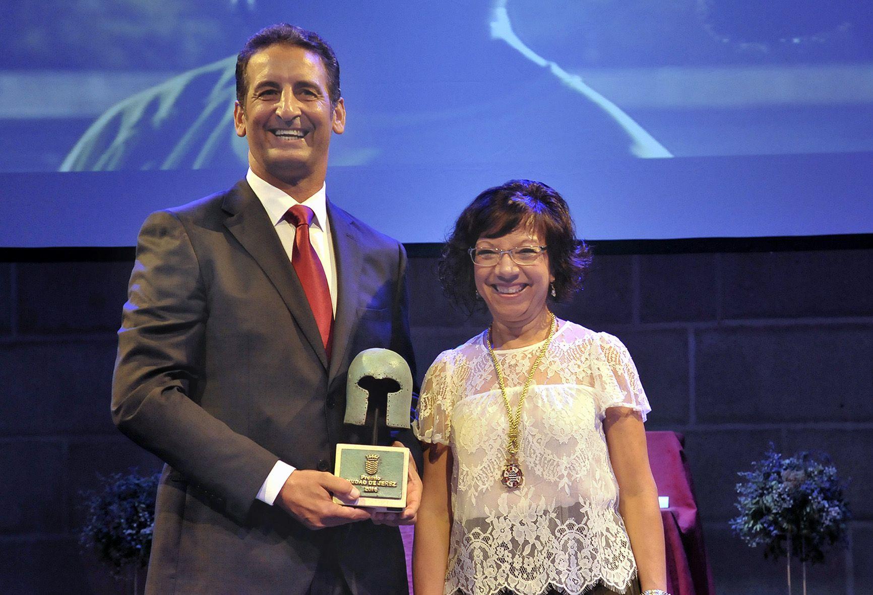 Premio Ciudad de Jerez a la Integración para la Asociación Alma de África