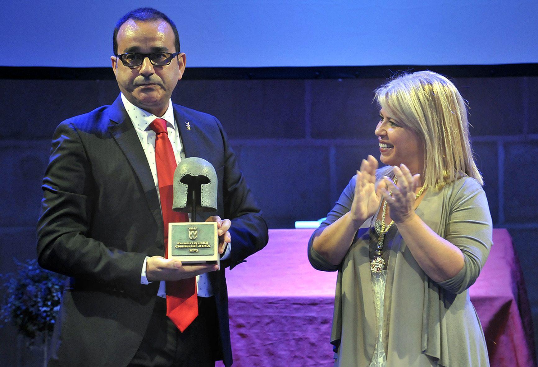 Premio Ciudad de Jerez Especial para Los Cernícalos, la peña flamenca más veterana de la provincia