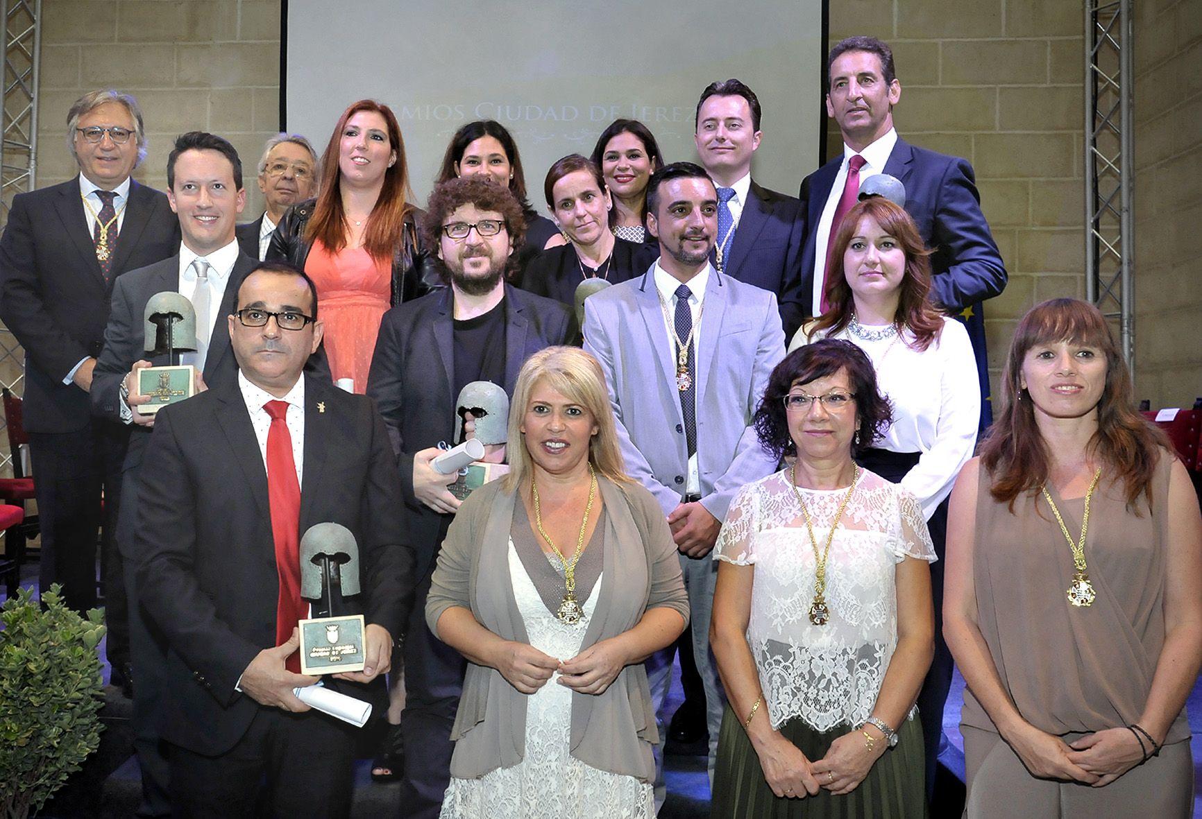 Premios Ciudad de Jerez 2016