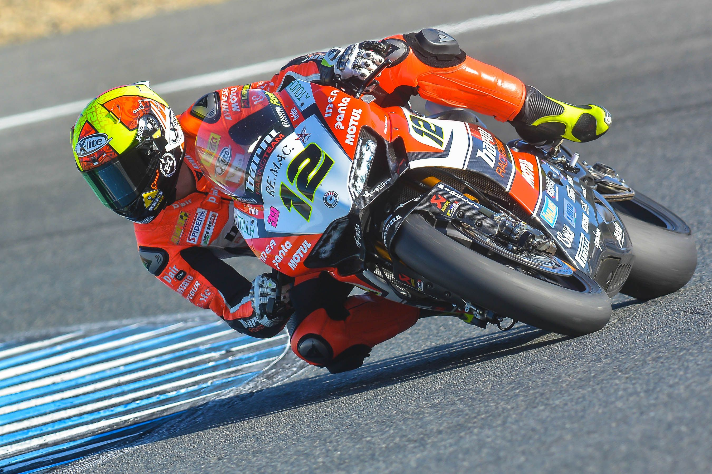 Xavi Fores - Superbike | Christian Cantizano para MIRA Jerez