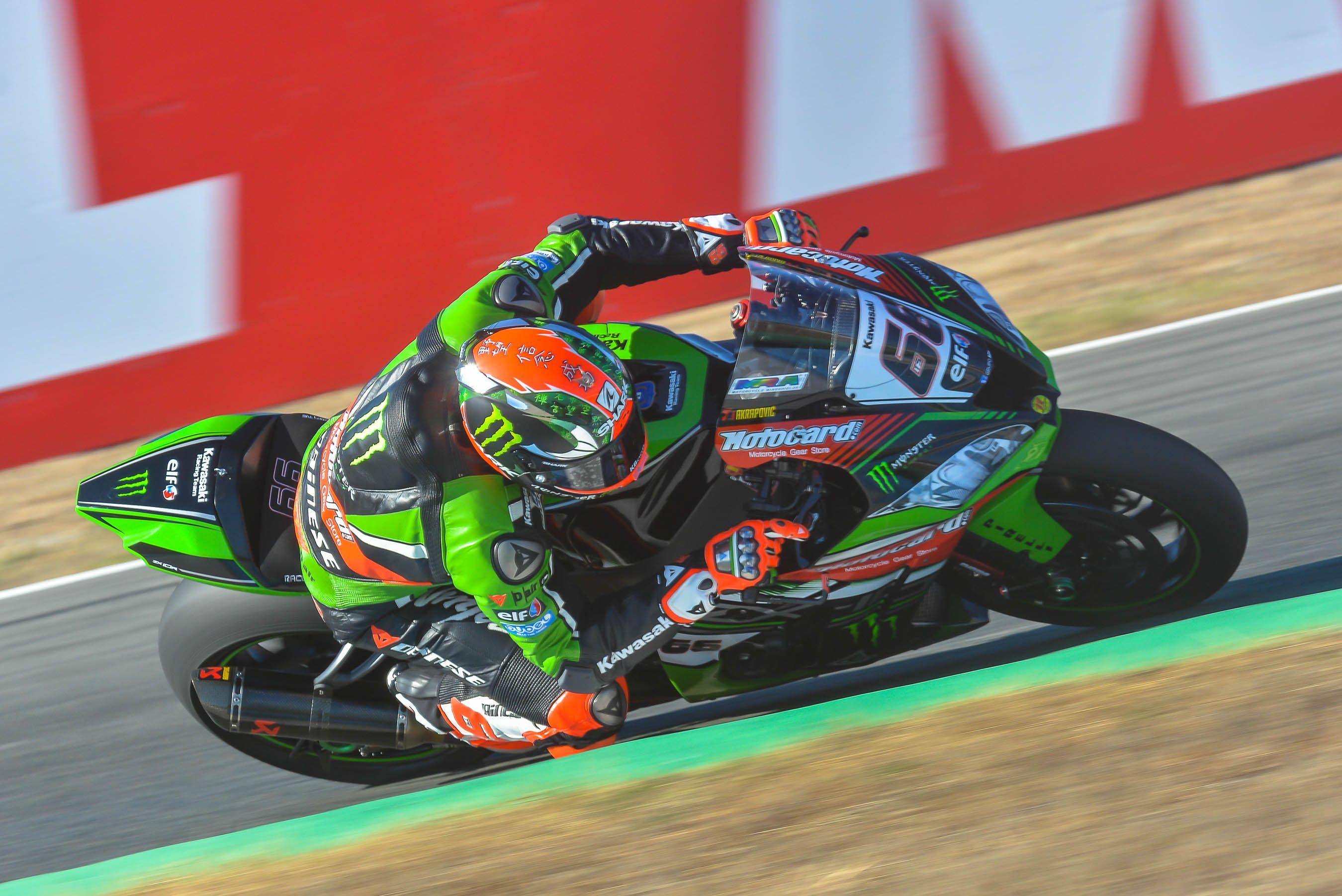 Tom Sykes - Superbike | Christian Cantizano para MIRA Jerez