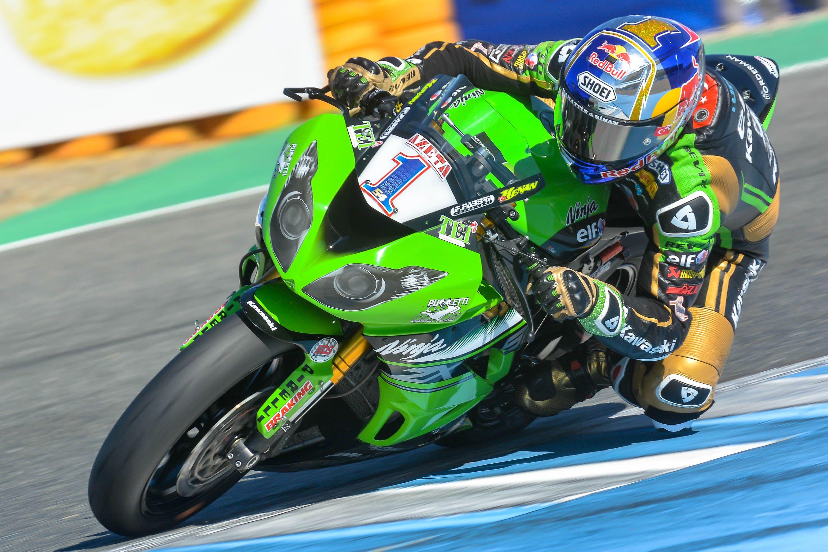 Supersport  | Christian Cantizano para MIRA Jerez