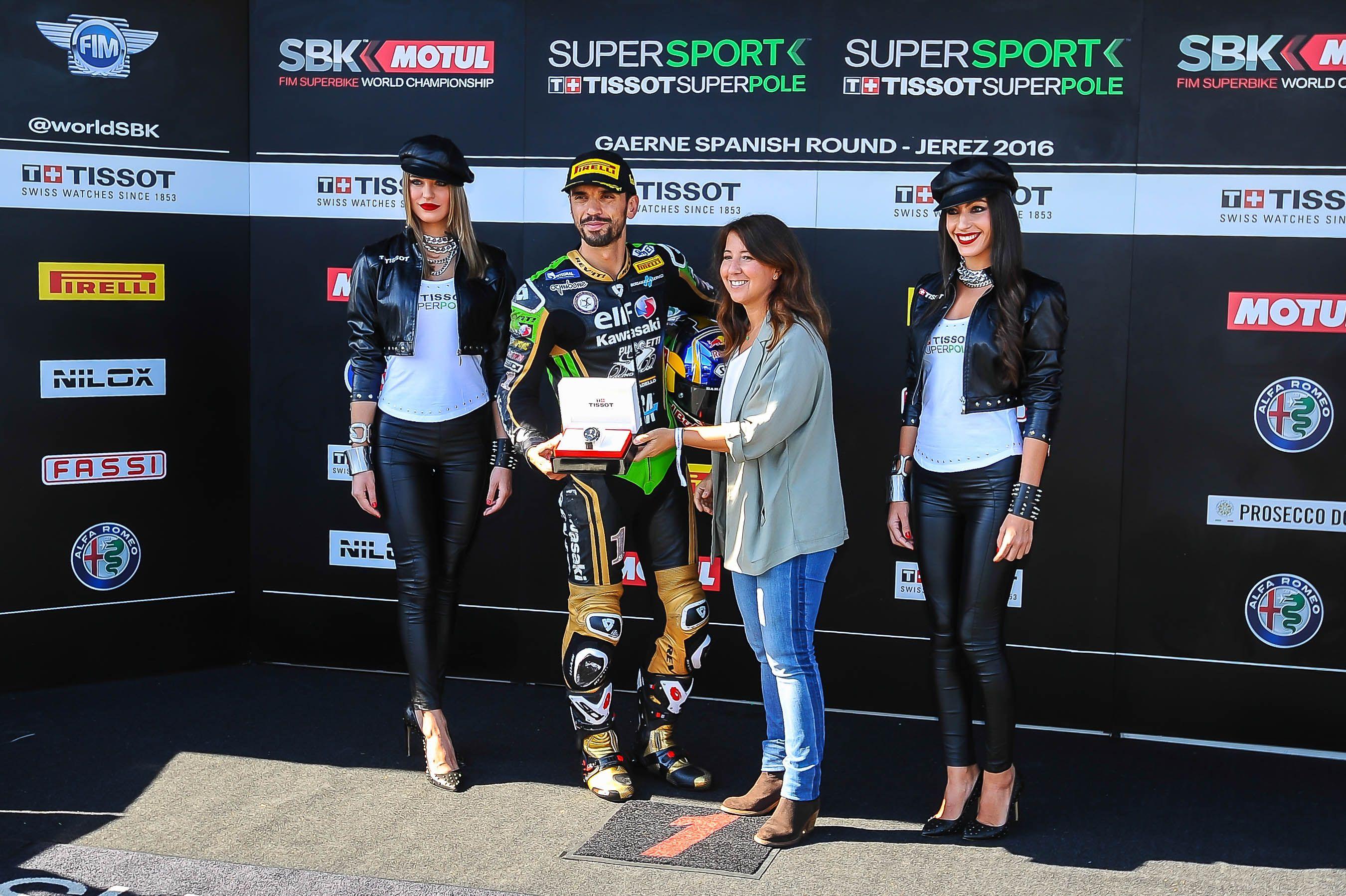 Mundial de Supersport | Christian Cantizano para MIRA Jerez