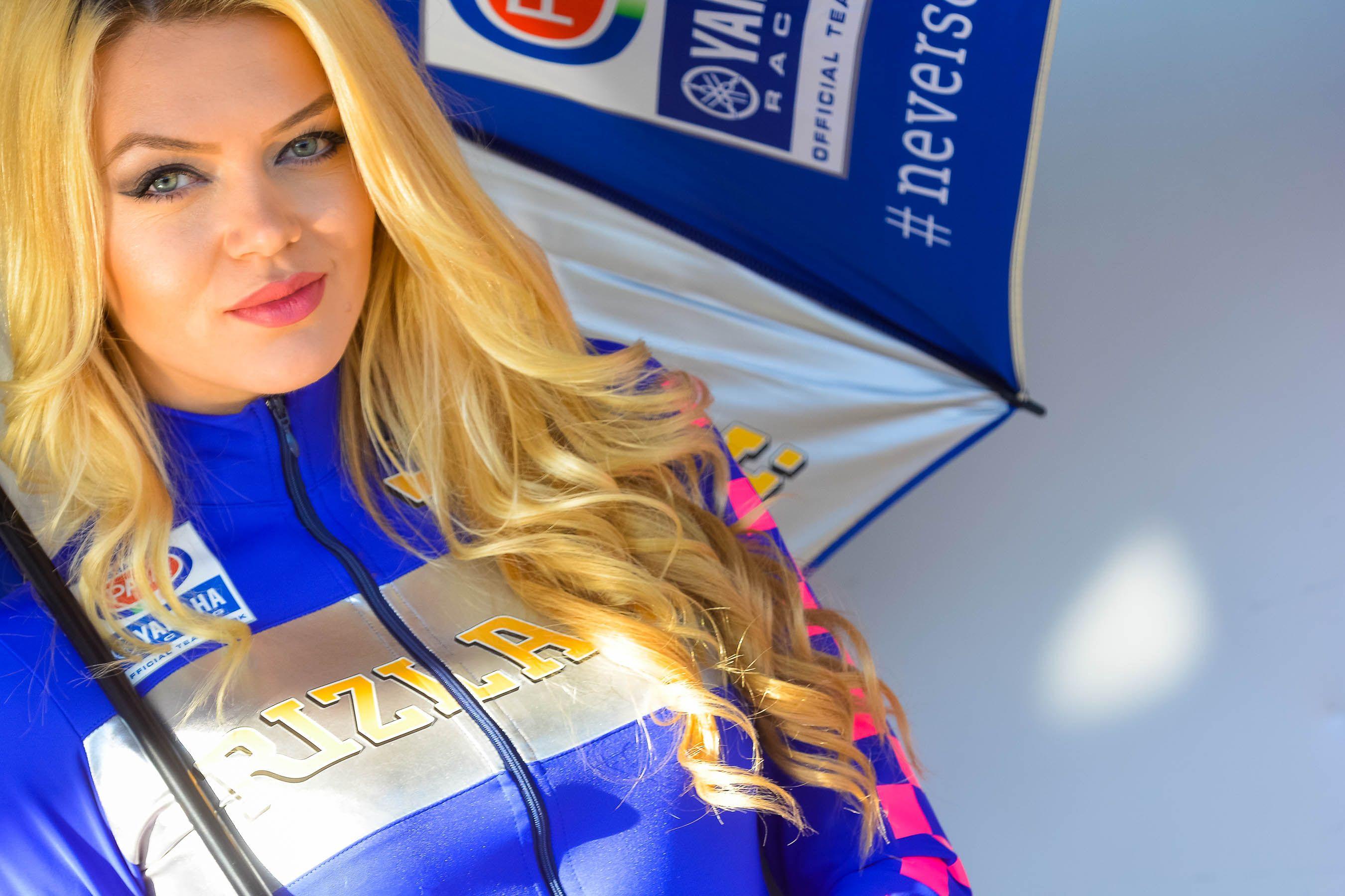 Pit Babes Superbike Jerez | Christian Cantizano para MIRA Jerez