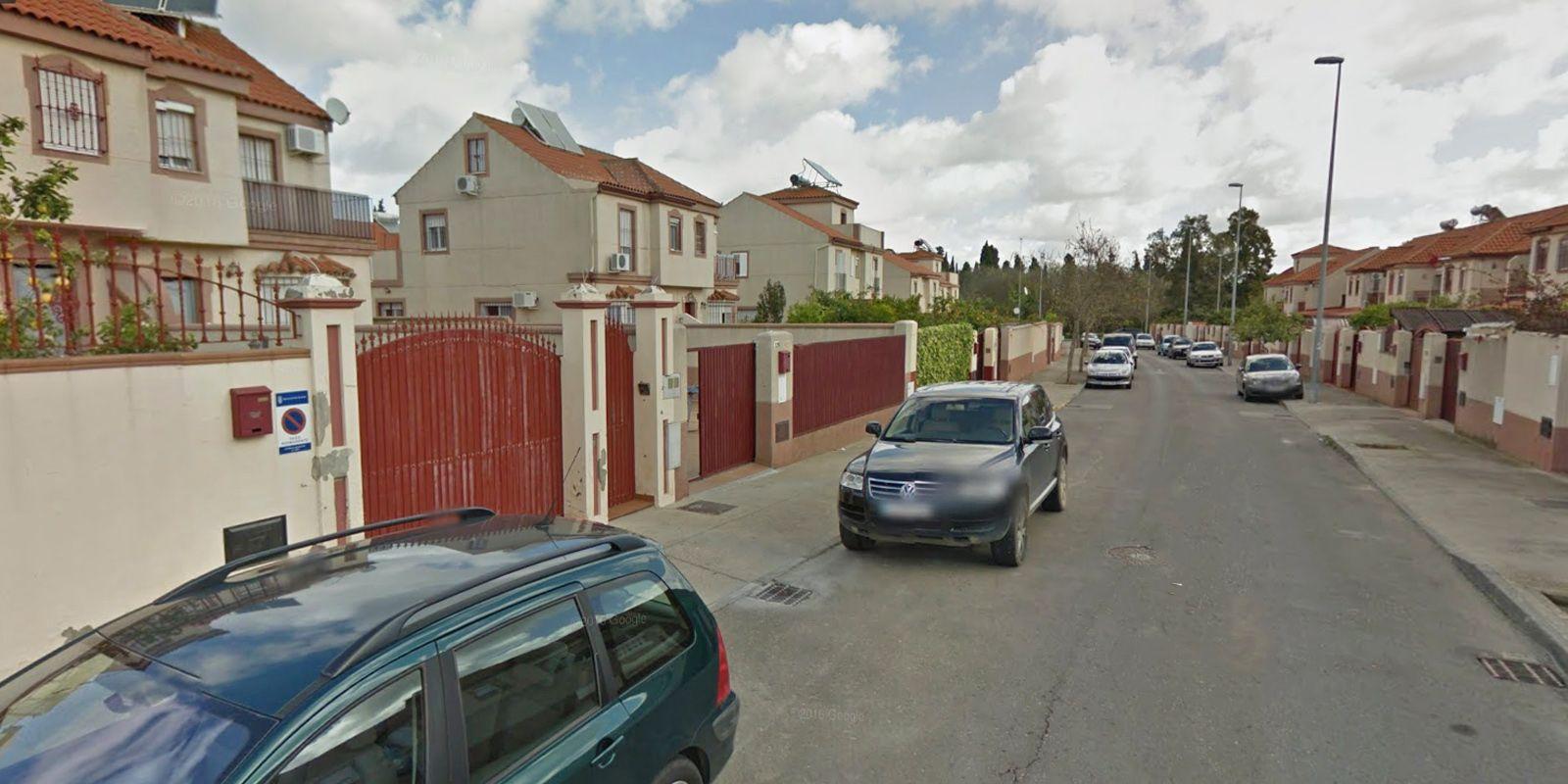 Calle Puerto del Boyar, Jerez