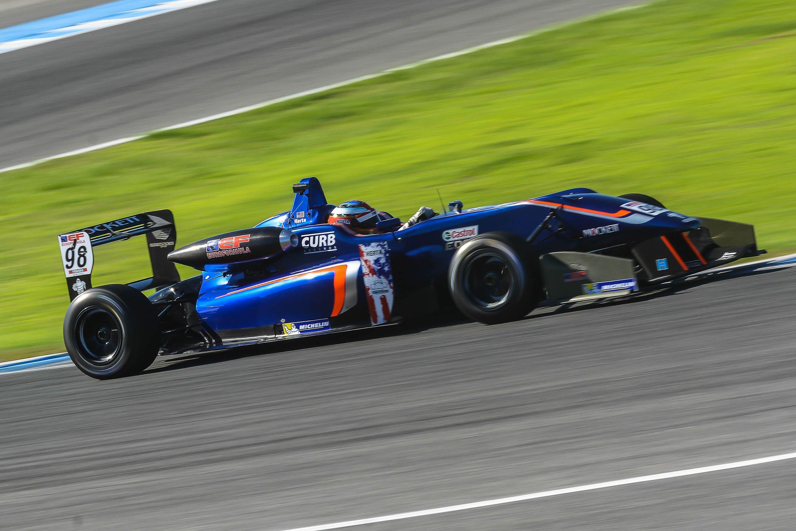 Colton Herta | Christian Cantizano para MIRA Jerez