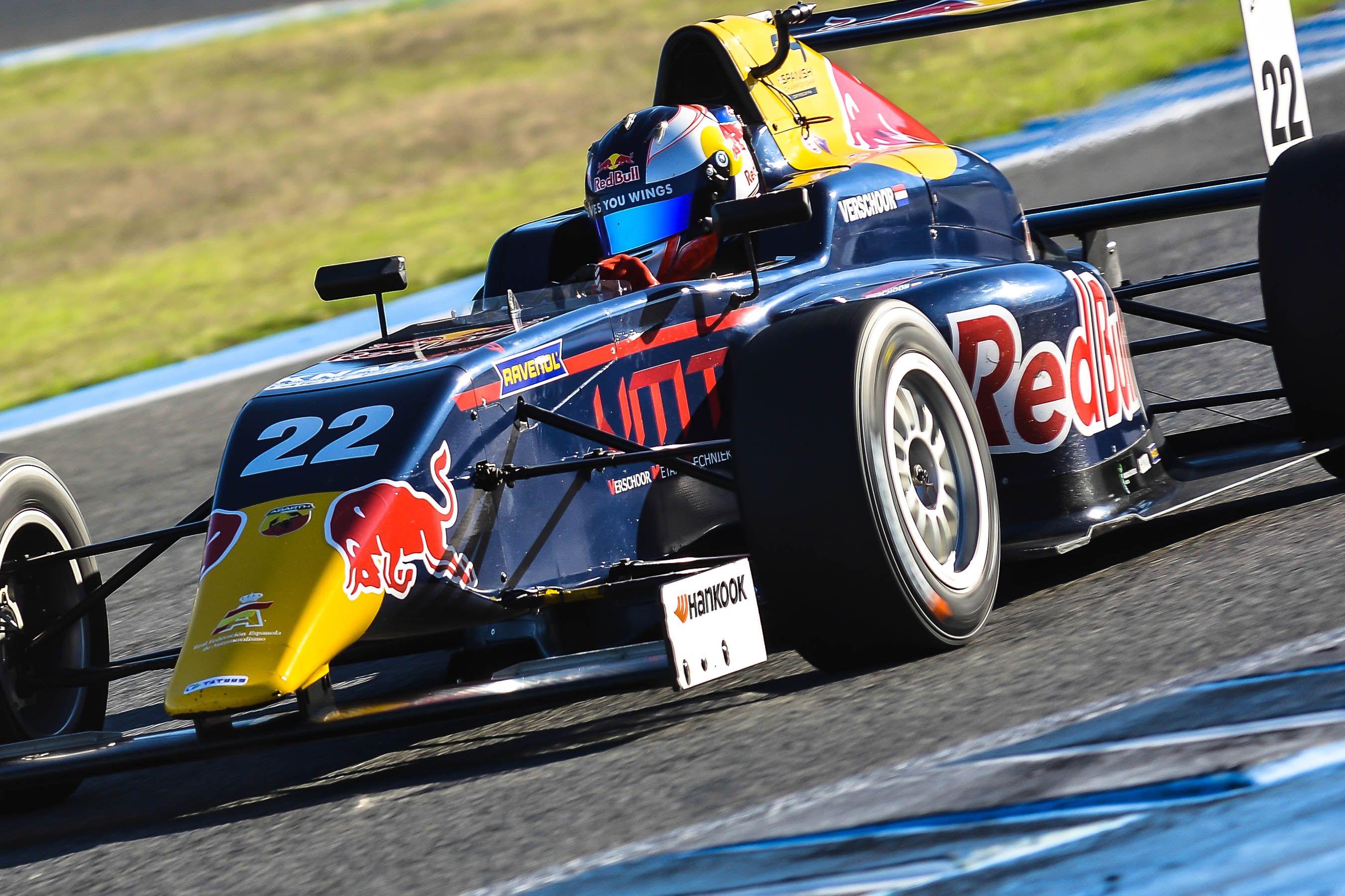 Richard Verschoor | Christian Cantizano para MIRA Jerez