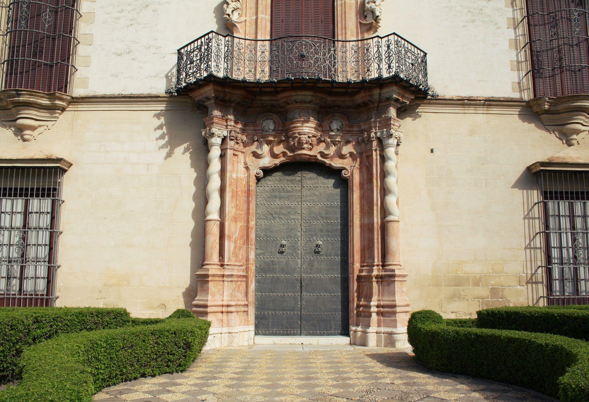 Palacio Domecq | Diego Luna para MIRA Jerez
