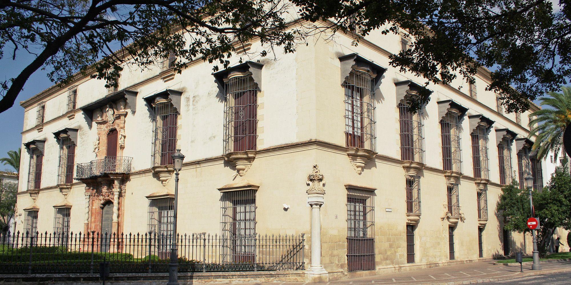Palacio Domecq   Diego Luna para MIRA Jerez