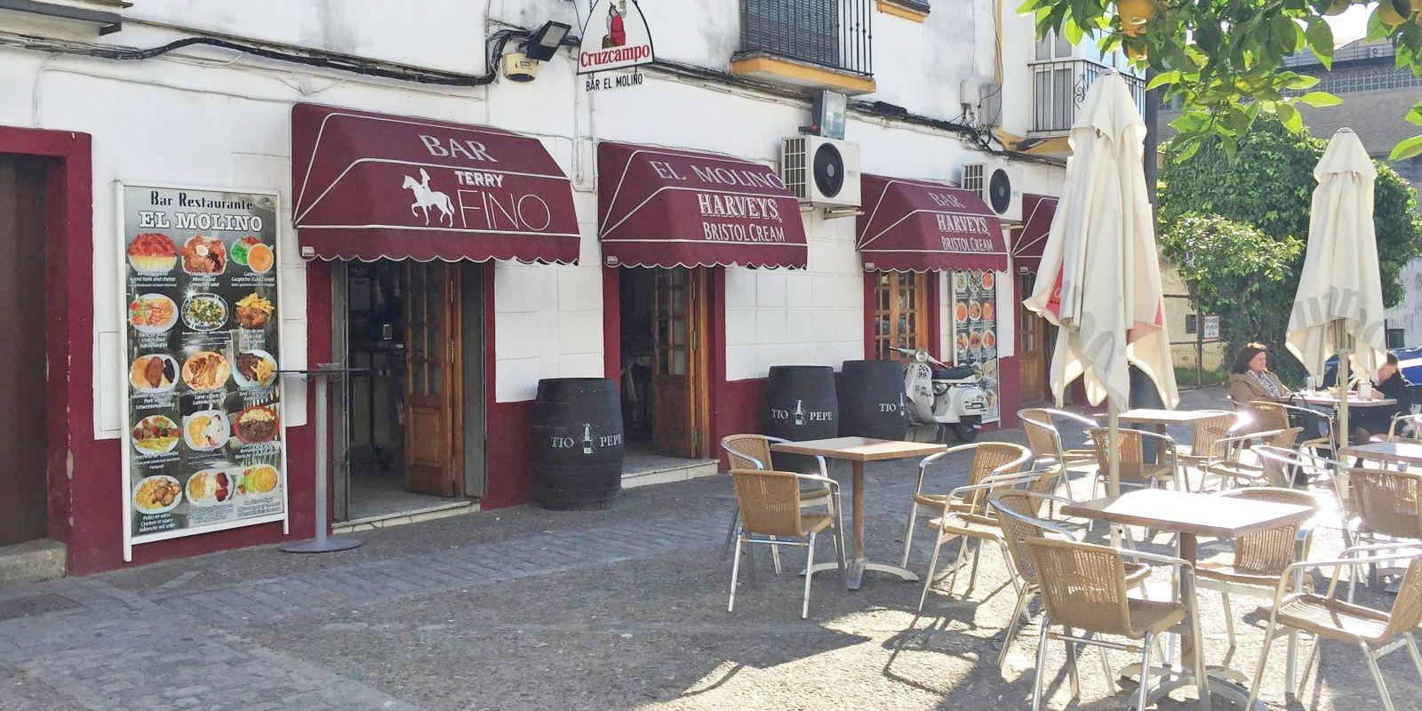 Bar Restaurante El Molino | Juan Carlos Corchado para MIRA Jerez
