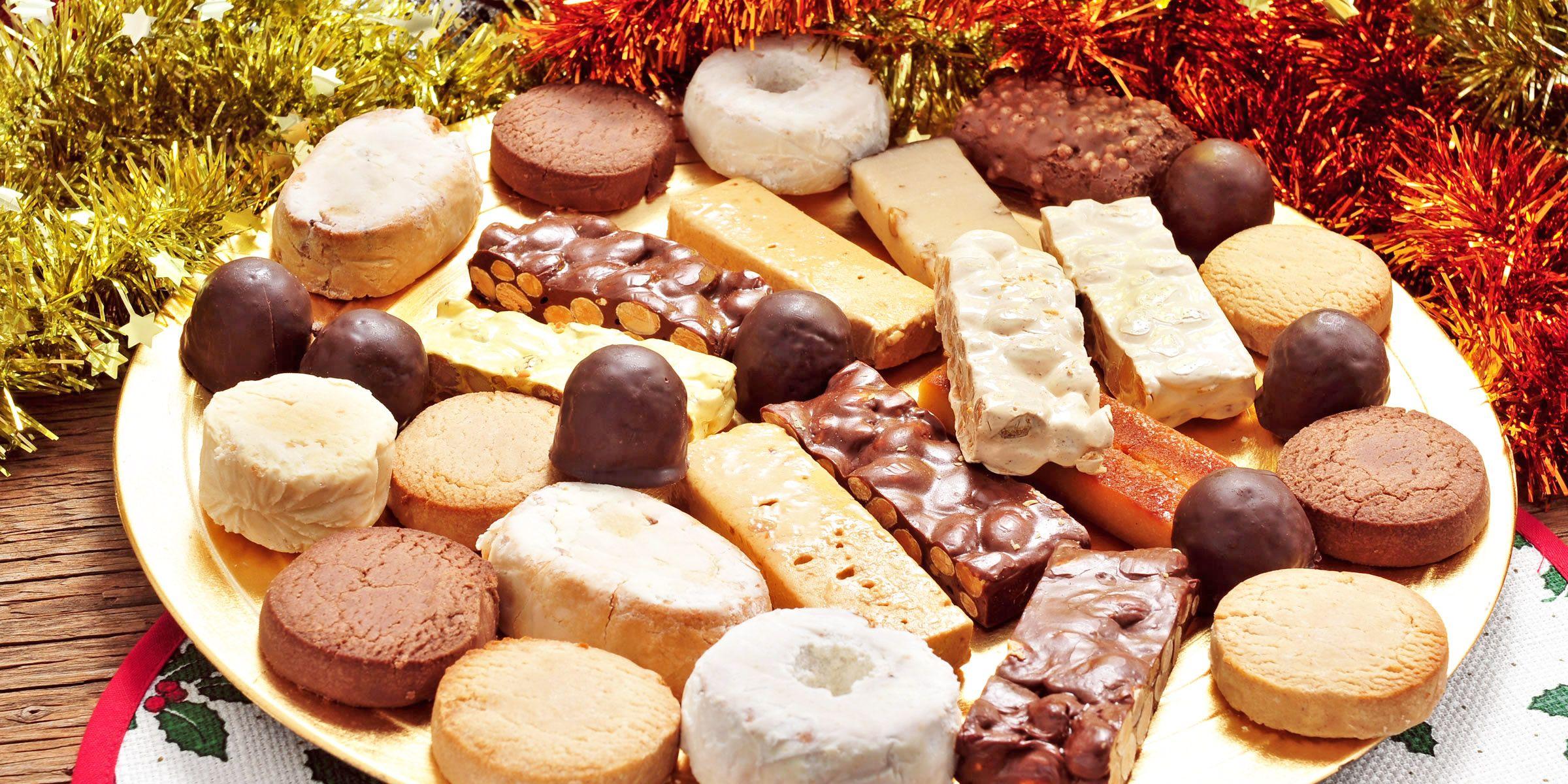 Resultado de imagen de dulces navideños