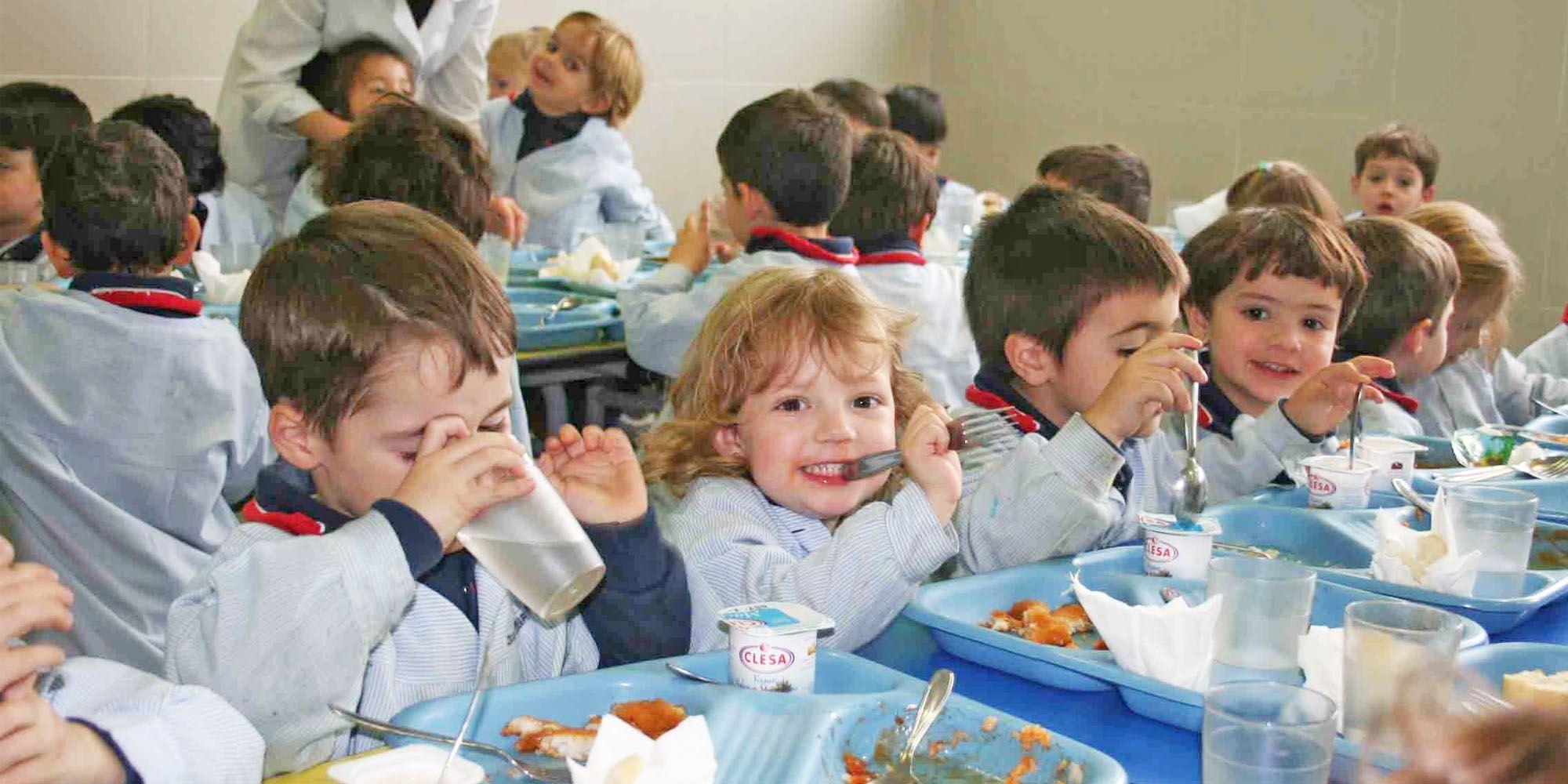 El ceip garc a lorca contar con un comedor escolar el for El comedor escolar