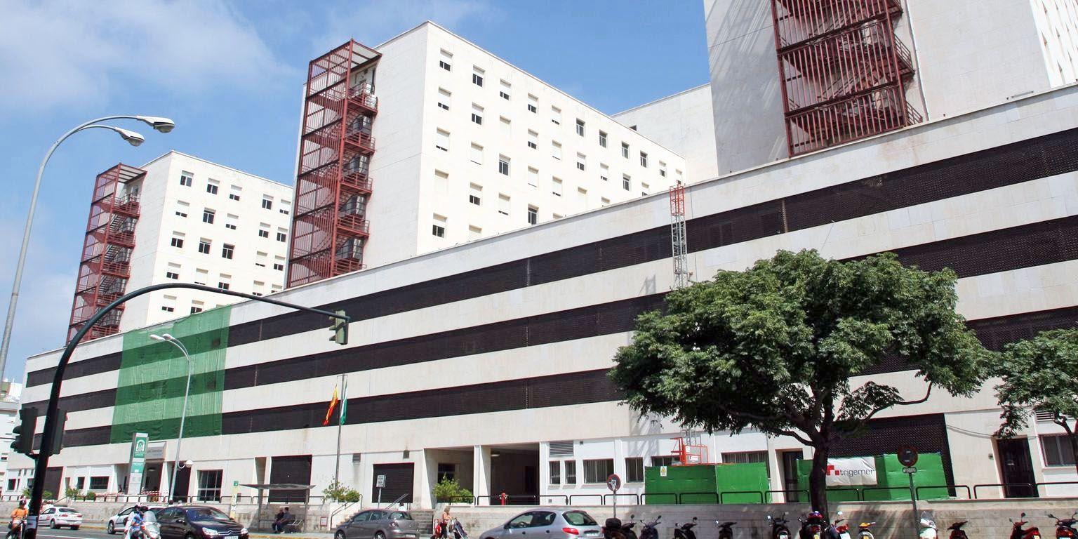 Hospital Universitario Puerta del Mar Cádiz