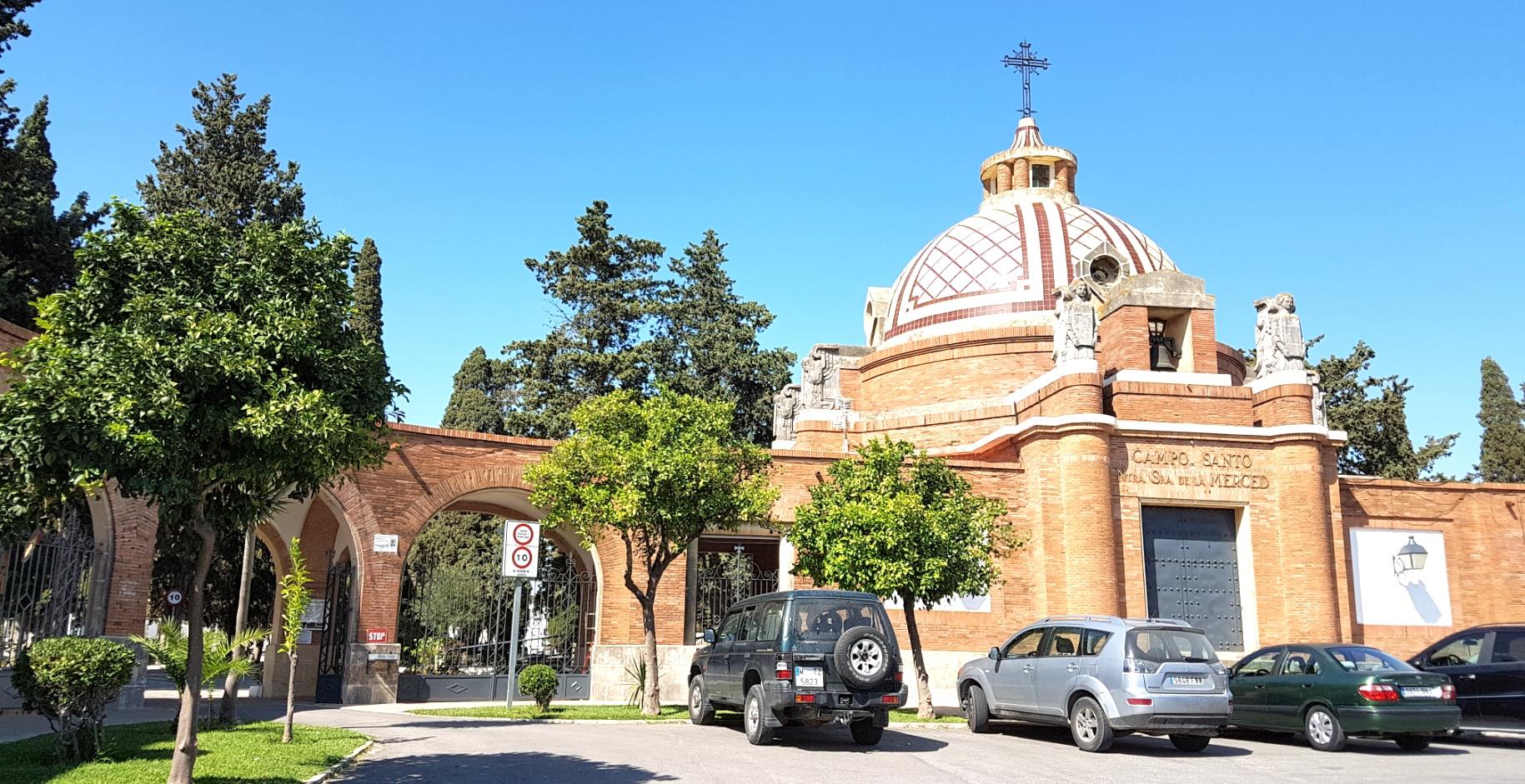 cementerio de Jerez