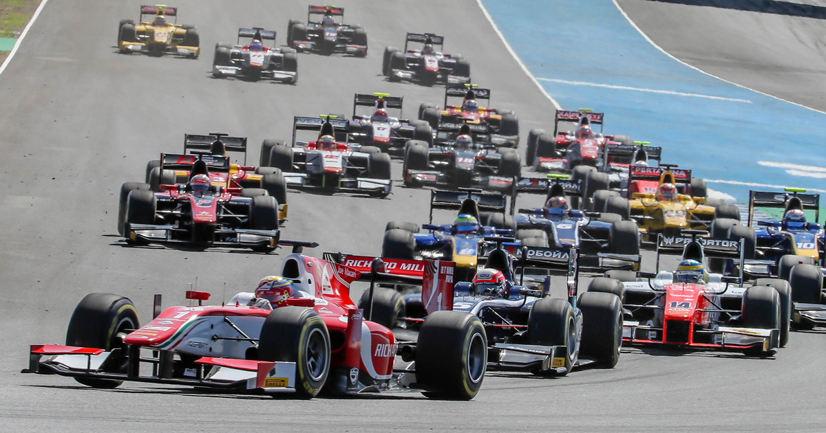 Calendario F2.El Circuito De Jerez Se Queda Fuera Del Calendario De La F2
