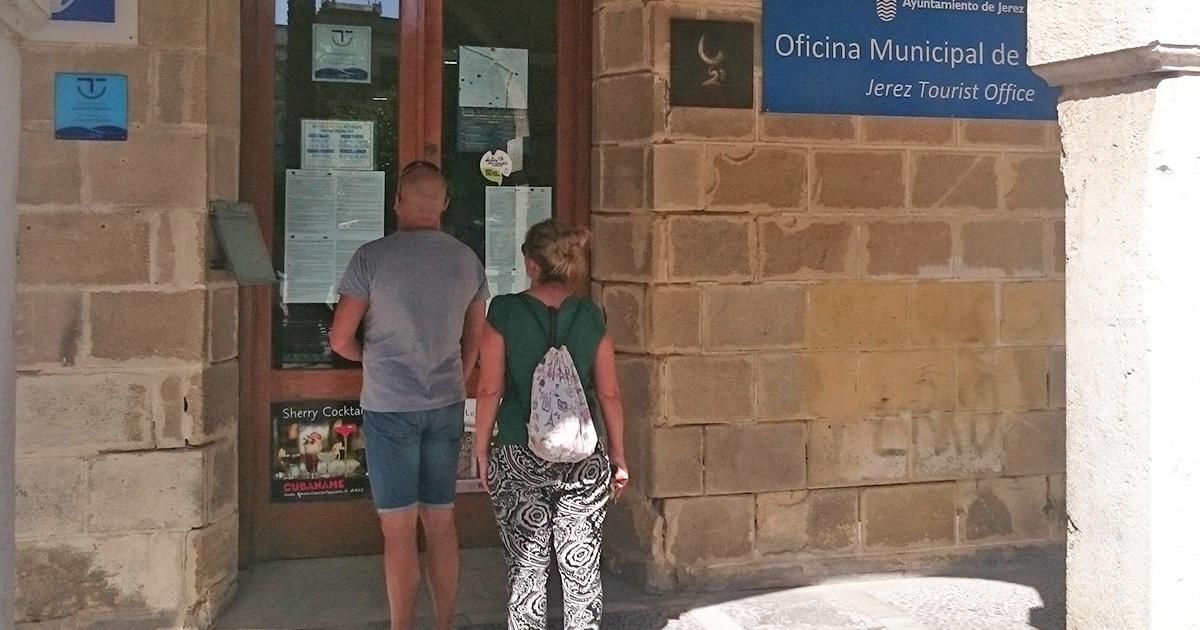 Jerez no puede tener una oficina de turismo cerrada en for Oficina de turismo en cadiz