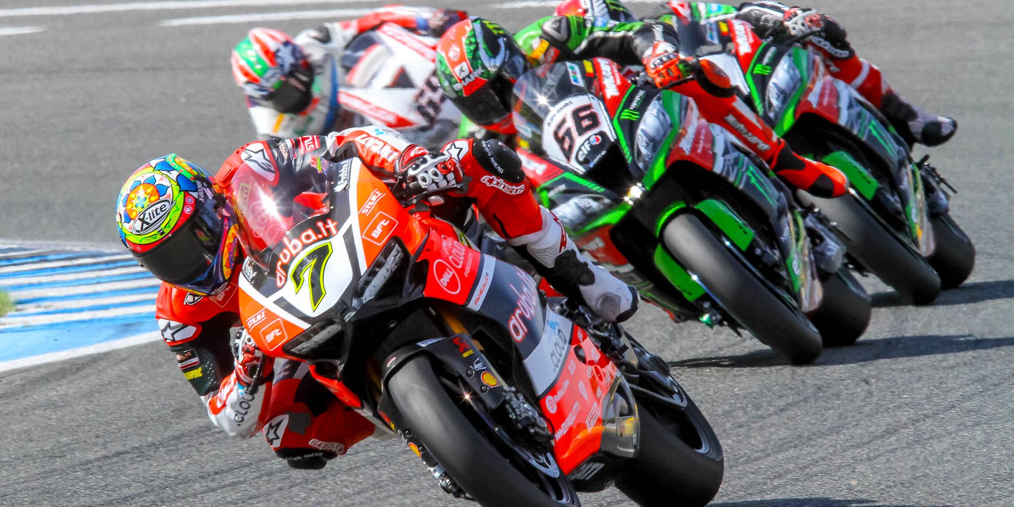 Circuito Villicum : Jerez no tendrá gran premio de superbikes en 2018 mira