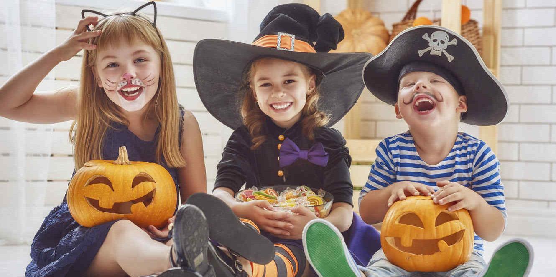 halloween niños infantiles disfraces Junta