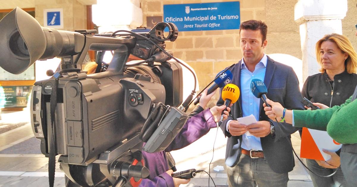 Jerez no puede tener una oficina de turismo cerrada en for Oficina turismo jerez