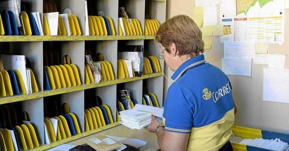 Alertan del d ficit de personal que sufren las oficinas de for Oficina correos cadiz