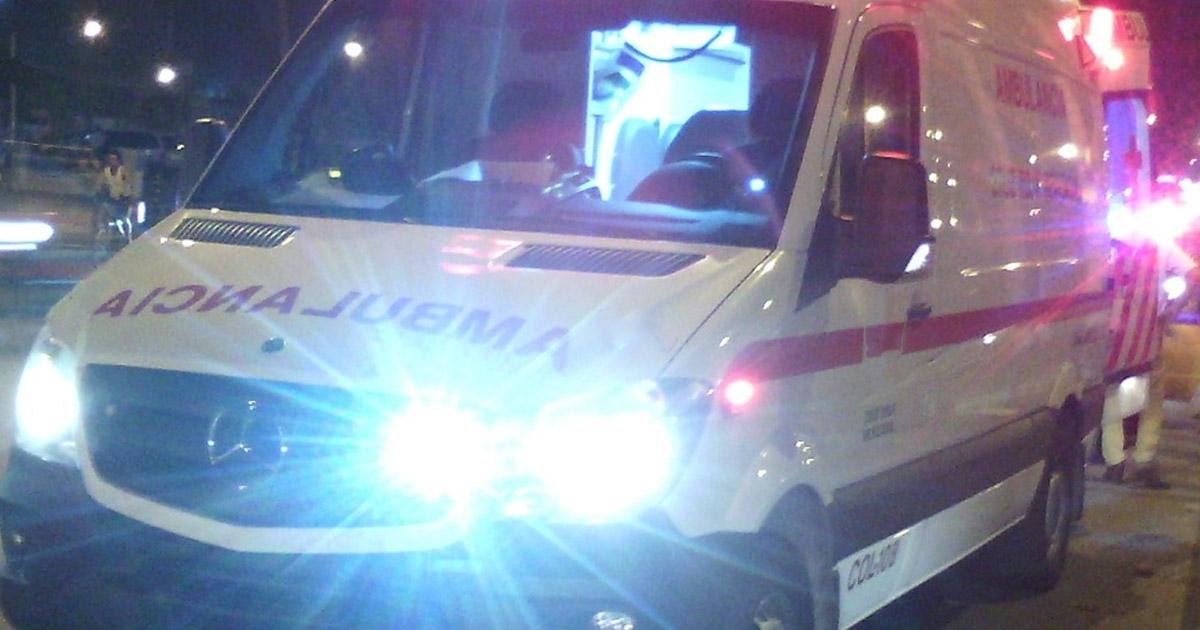 ambulancia Algeciras