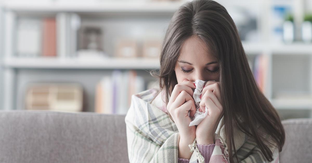 Coronavirus gripe resfriado