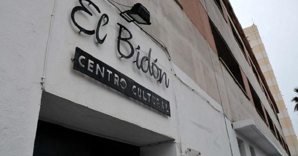 Cádiz talleres centro cultural El Bidón