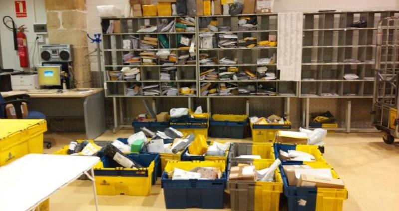 Propuesta para mejorar el servicio p blico de correos mira for Oficina correos cadiz
