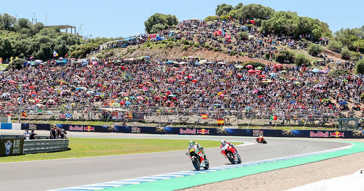 Circuito Jerez : Conoce la agenda del circuito de jerez para