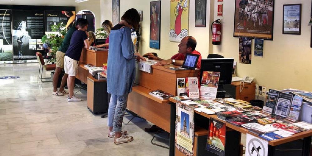 Jerez comienza el a o con una subida del tres por ciento de la ocupaci n hotelera mira jerez for Oficina turismo valencia