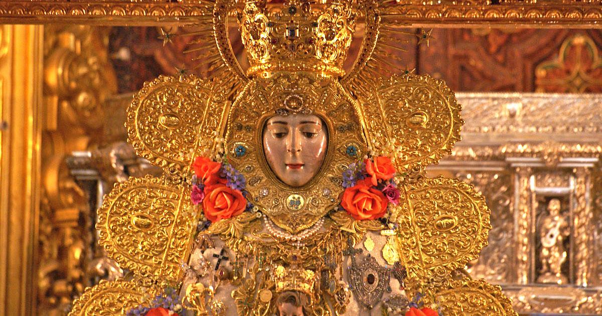 Rocío Hermandad Papa Almonte