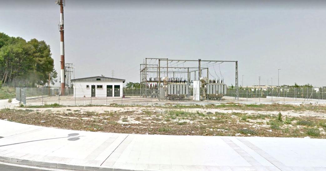 Invierten más de 10 millones para construir una nueva subestación eléctrica en Jerez