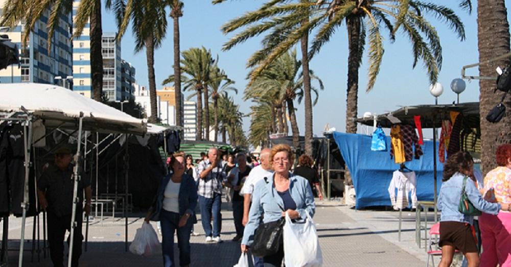 Piojito Cádiz puestos
